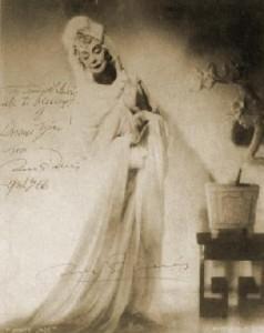 Ruth St. Denis, American dance pioneer