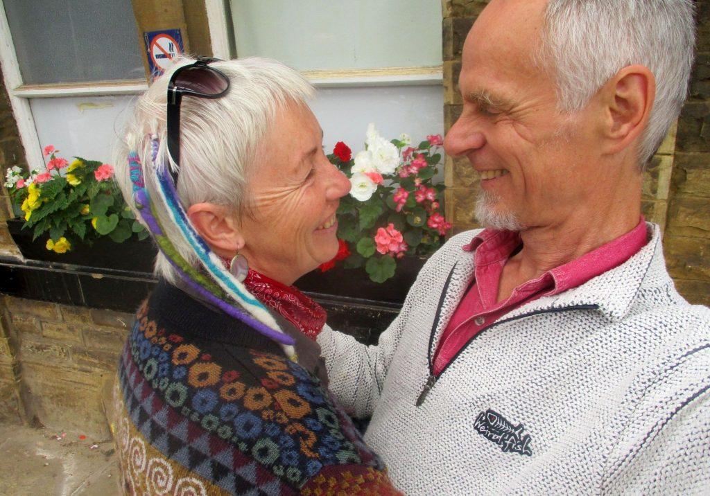 Vitalija and Ralph