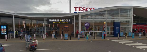Bar Hill Tesco
