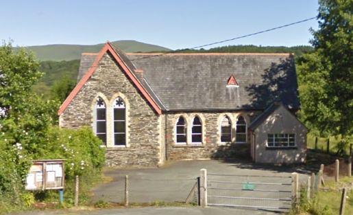 Derwenlas Hall