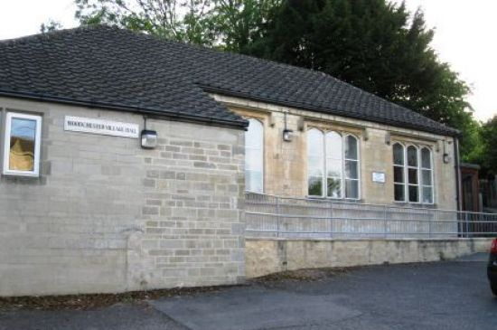 Woodchester village hall