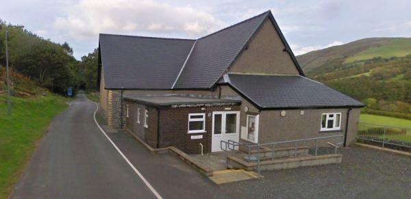 Aberangelll village hall