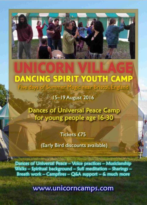 Unicorn youth camp 2016
